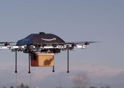 Drones in Logistics