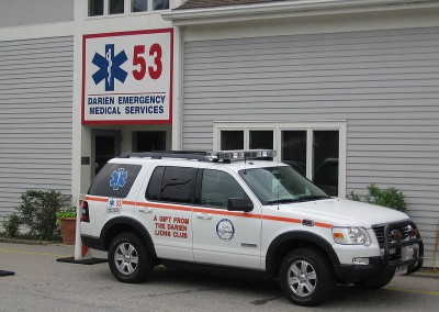 Dispatching EMS Vehicles