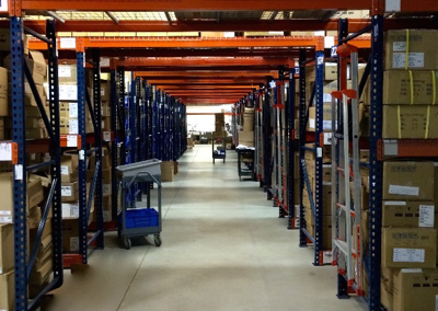 Warehouse Redesign at L-Com
